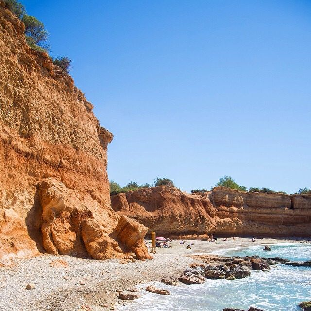 Sa Caleta #Ibiza