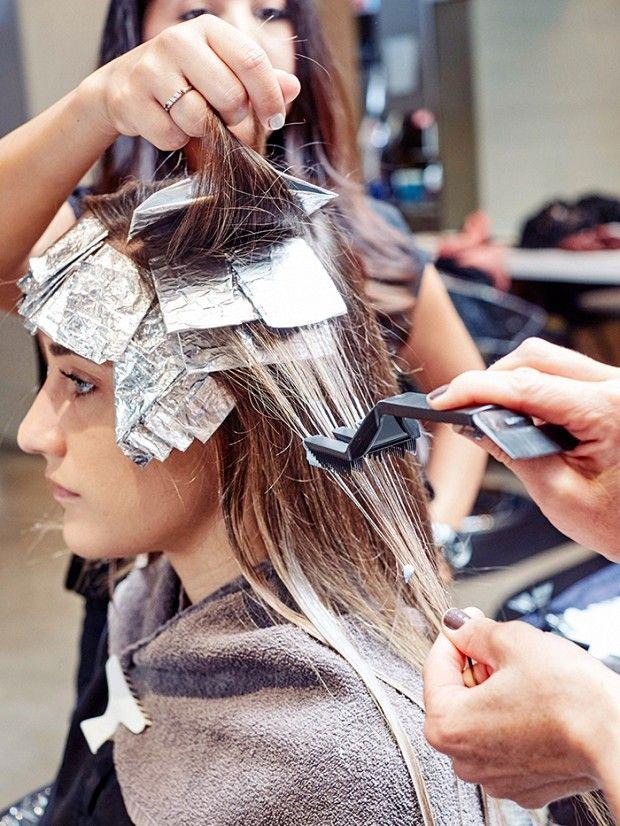 . Our Editor Gets a Tortoiseshell Hair Transformation: See the Pics! Our Editor Gets a Tortoiseshell Hair Transformation: See the Pics! via @byrdiebeauty