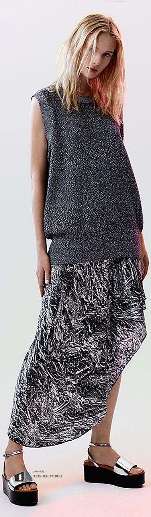 #LFW McQ by Alexander McQueen S/S 2015