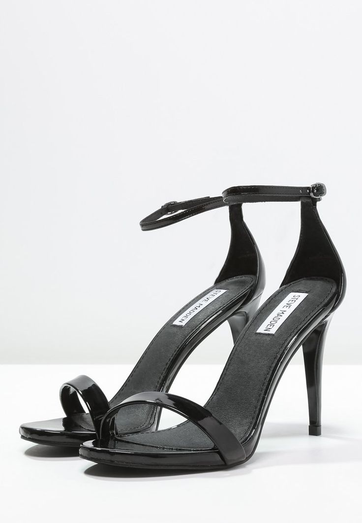 Steve Madden STECY - High heeled sandals - black for with free delivery at  Zalando