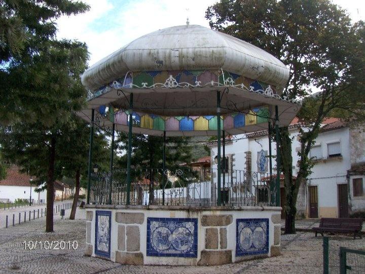 Reanimar os Coretos em Portugal: Alcanena