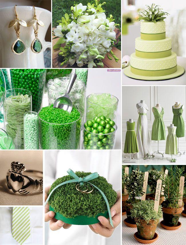 213 best St. Patricks Theme Wedding images on Pinterest | Weddings ...