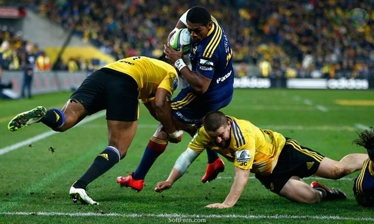Video. Super Rugby final: Hurricanes vs. Highlanders. All scores and the best…