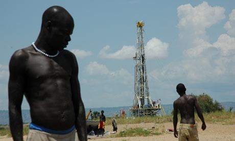 Le gaz naturel au Congo