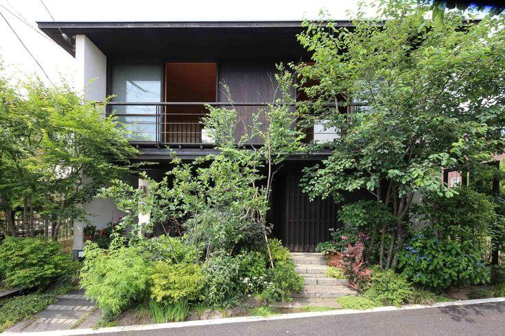 House in Kinuta 2007|砧の家 堀部安嗣