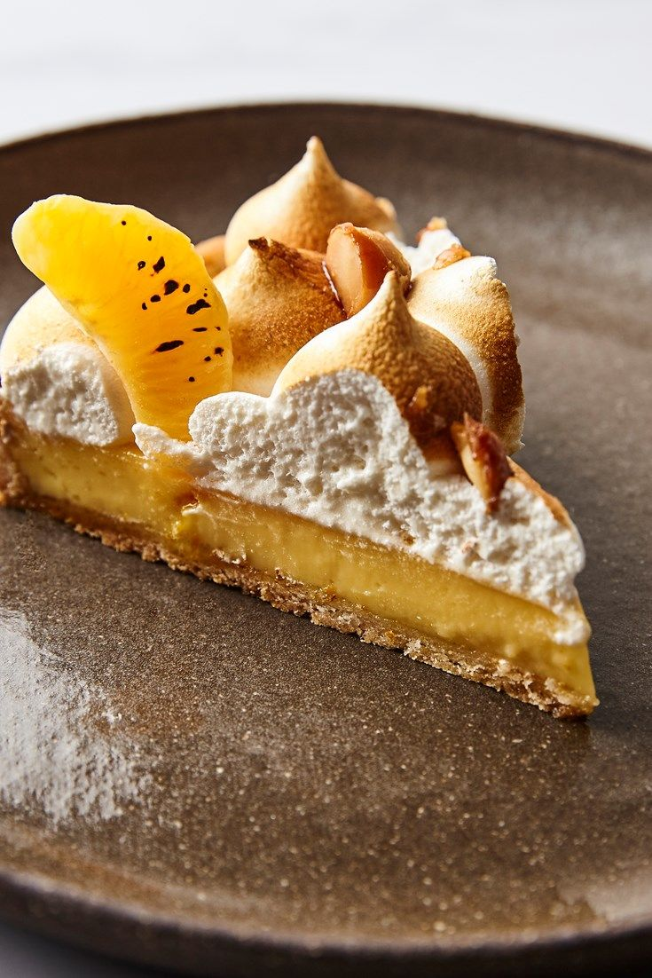 Graham Hornigold's clementine tart recipe is a real showstopper. Follow the video and step-by-step images to create this dish at home.