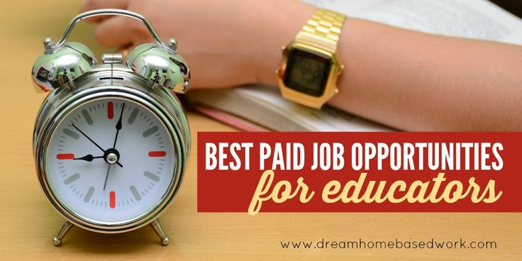 Are you an educator looking for a way to make some extra money during school breaks? These 8 sites offer jobs for educators.