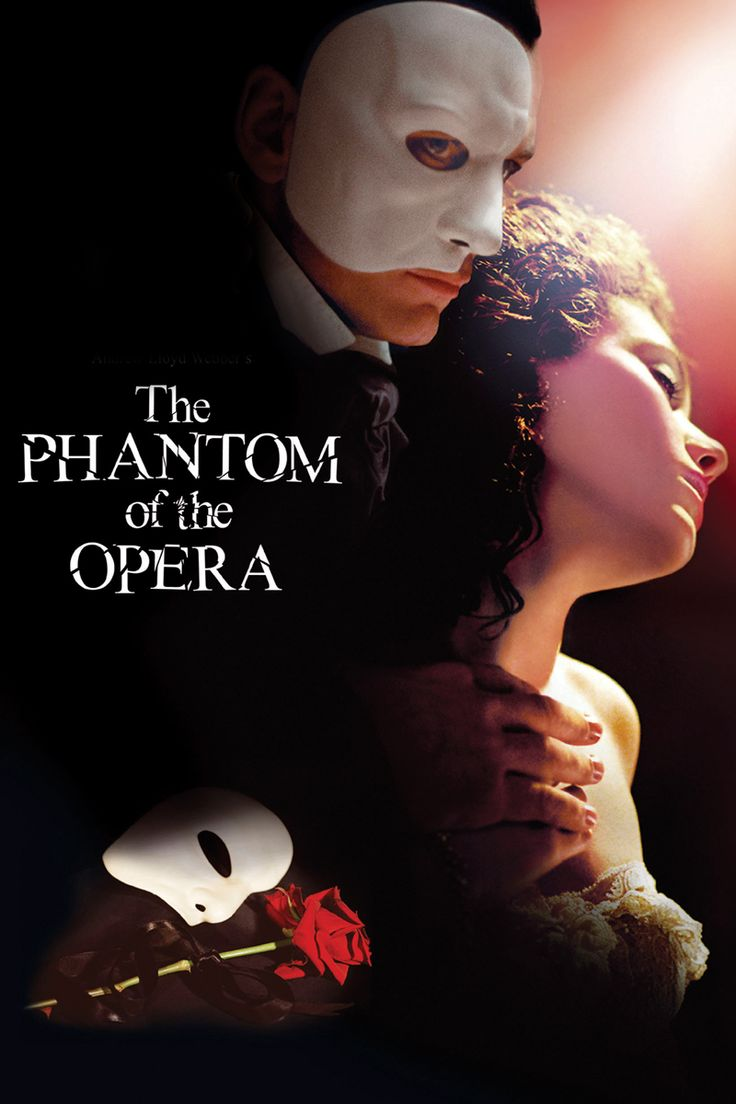The Phantom of the Opera. One of the most beautiful/romantic movies I have ever seen. Plus Gerard Butler is the best.