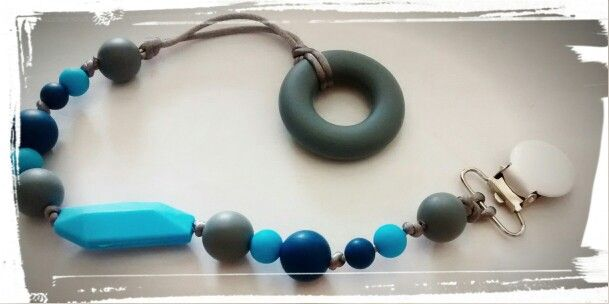 Siliconen teething toy to sale