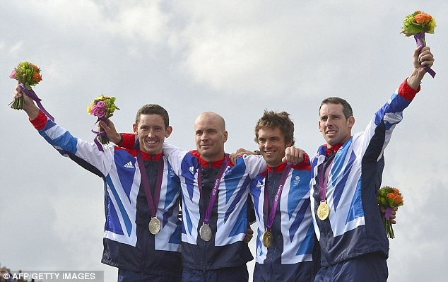 canoe team GB