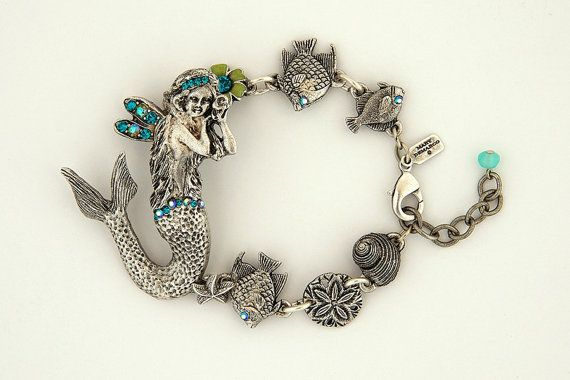 ON SALE For HALF Off Original Price Mermaid Fairy Charm ...