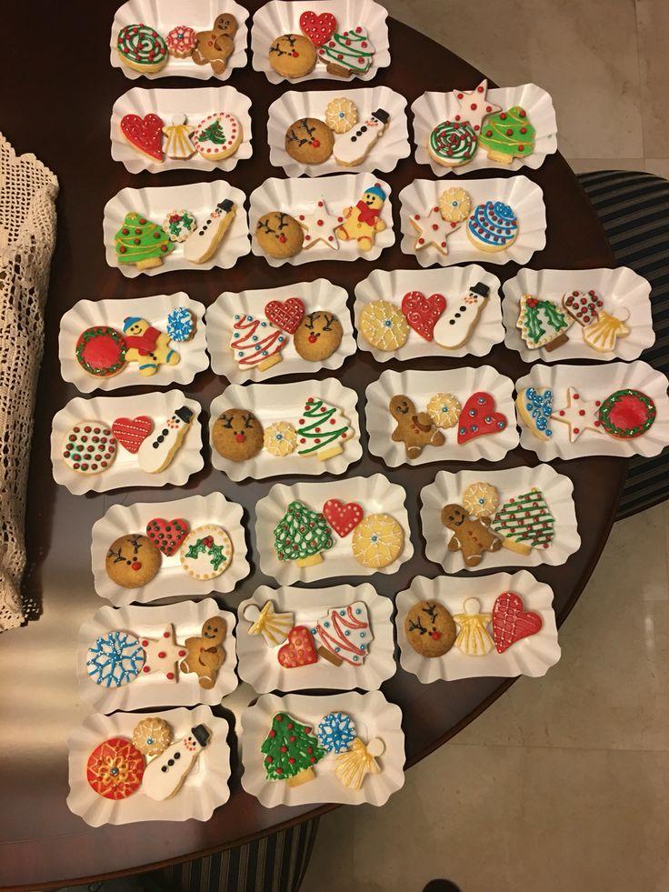 Christmas cookies by Sabrina