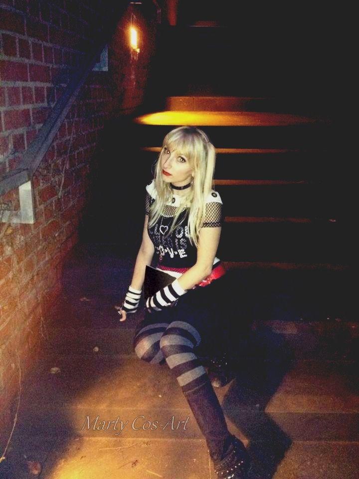Misa Amane (Death Note) - Marty Misa Amane Cosplay Photo - WorldCosplay