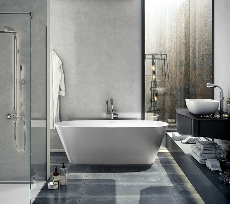 A Modern Bath For A Modern Bathroom, Vetralla 2 Is Deep And Double Ended  With Generous Volume. Vetralla 2 Is Also Available In Seven Paint Finishes.