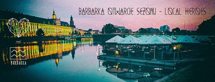 22/05 BARBARKA Opening Party