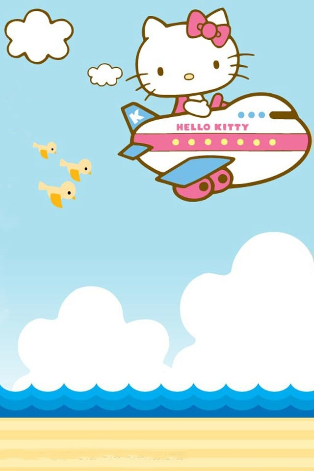 Wallpaper Hello Kitty Iphone   Free   Download