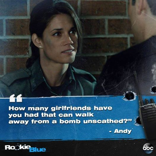 Rookie Blue Season 5 Episode 11 #McSwarek