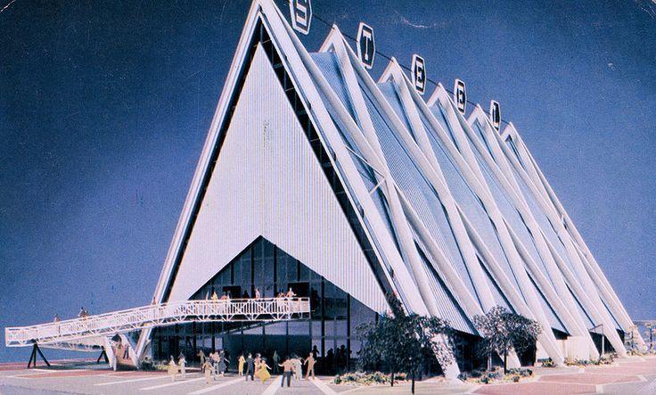 Steel, Expo 67, Montreal, Quebec