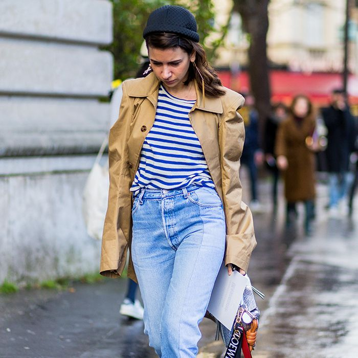 5 Brands as Obsessed with Stripes as You Are via @WhoWhatWearUK