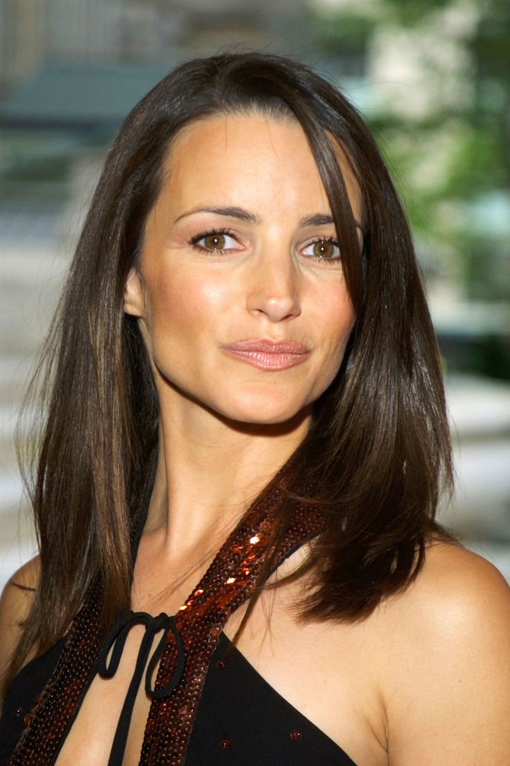 I seriously love Kristin Davis...she might give my husband some competition.