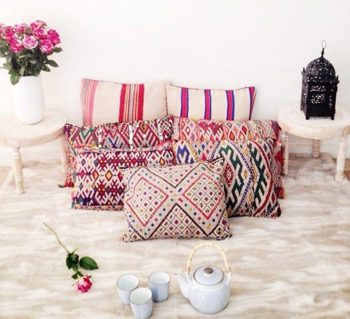 les 25 meilleures id es concernant decor ethnique sur pinterest style ibiza int rieur naturel. Black Bedroom Furniture Sets. Home Design Ideas