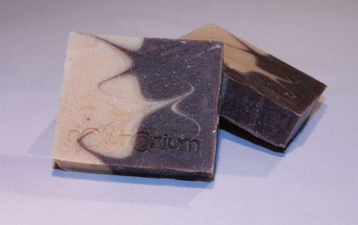 Csokis-kecsketejes szappan