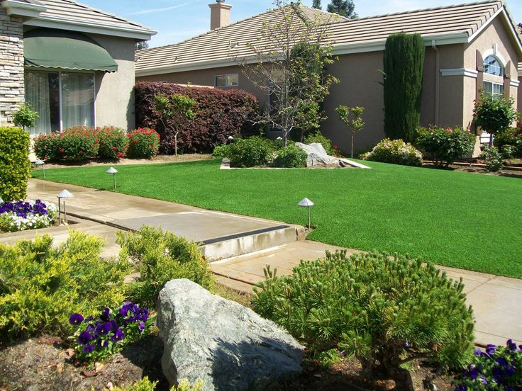 California Front Yard Makeover With Drought Tolerant