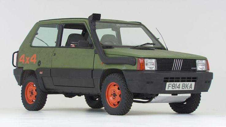1989 fiat panda 4x4 to be featured on wheeler dealers wheeler dealers and fiat panda. Black Bedroom Furniture Sets. Home Design Ideas