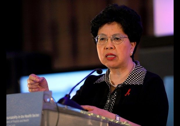 Rank 33. Margaret Chan, 65 - Director-General, World Health Organization, China
