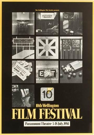 1981 #nziff New Zealand International Film Festival