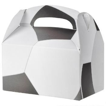 Soccer Deluxe Loot Boxes - 4 Pk Party Supplies Canada - Open A Party