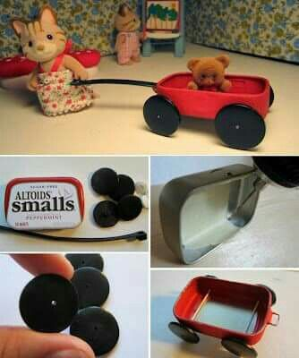 Mejores 62 imágenes de miniaturas en Pinterest | Casas de muñecas ...