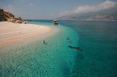 water island.. adrasan