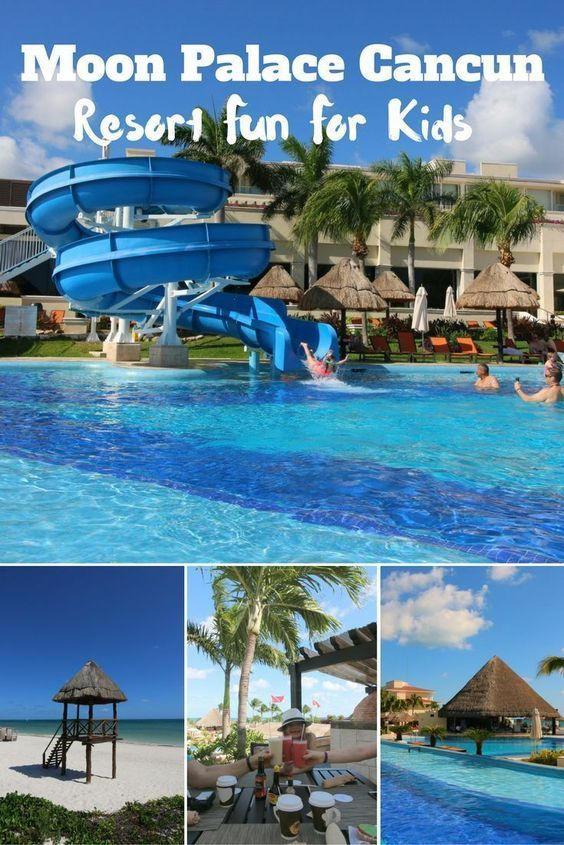 #travel Cancun Resorts For Families