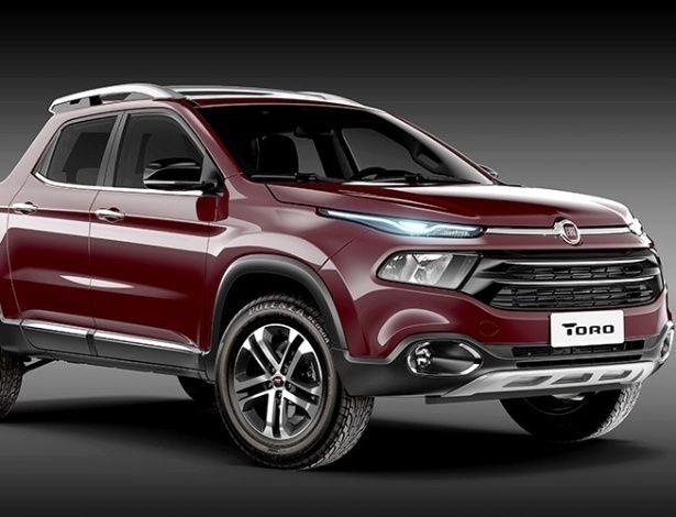 Fiat enfim mostra Toro por inteira; caçamba aguenta até 1 tonelada