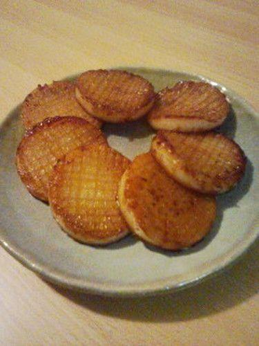 Macrobiotic Daikon Radish Steaks