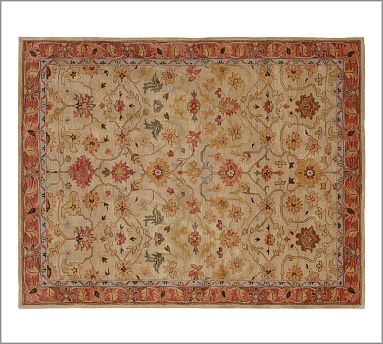 Elham Persian-Style Rug #potterybarn: Dining Room Rugs, Area Rugs, Shops Lists, Living Room, Master Bedrooms, Persian Styl Rugs, Rugs Potterybarn, Pottery Barns, Elham Persian Styl