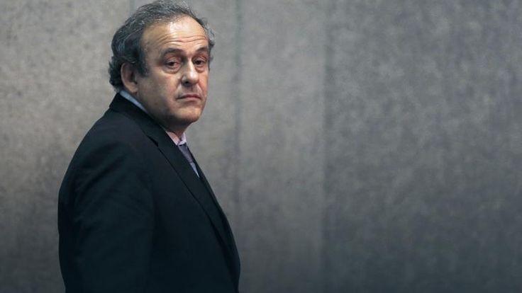Kara dla Michela Platiniego zmniejszona. Prezydent UEFA zawieszony na cztery lata