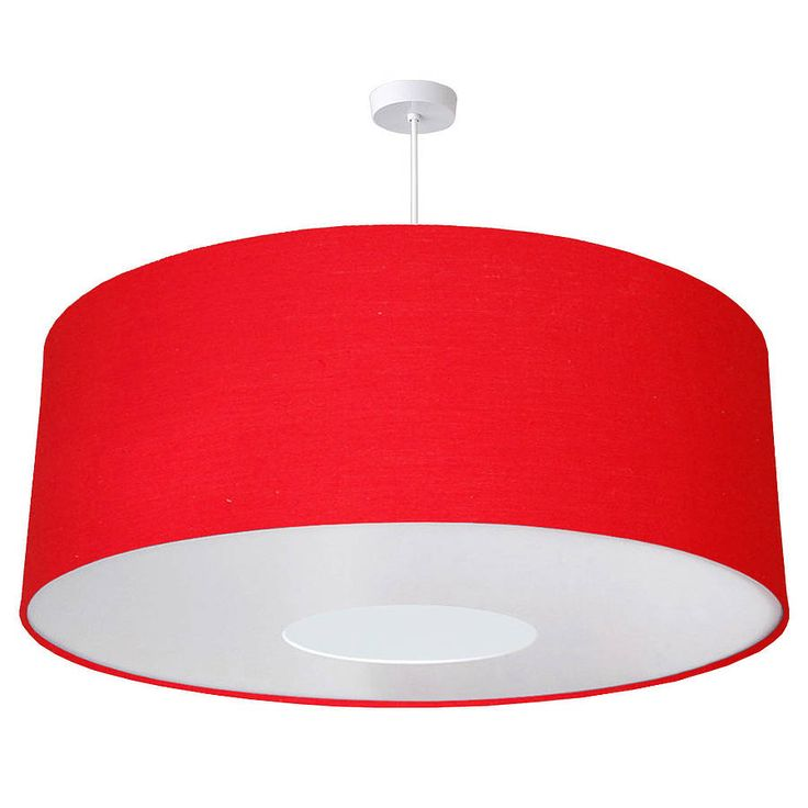 Oversize Large Ceiling Pendant Shade Bright Colours
