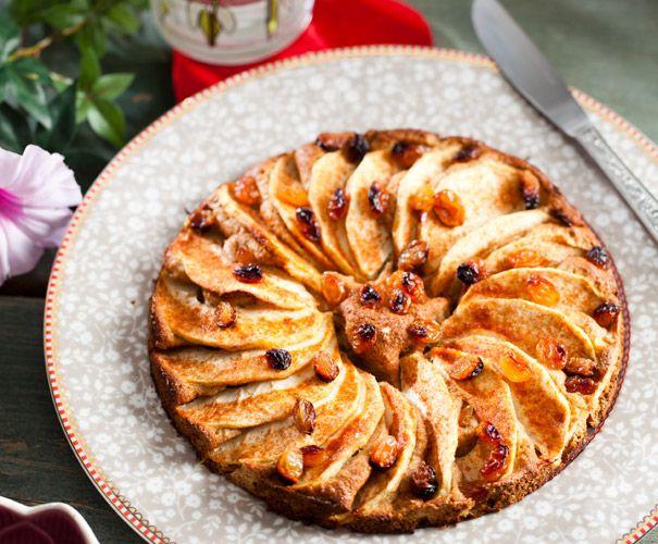 Recept: Platte appeltaart - Gezond eten - met OER-fruit