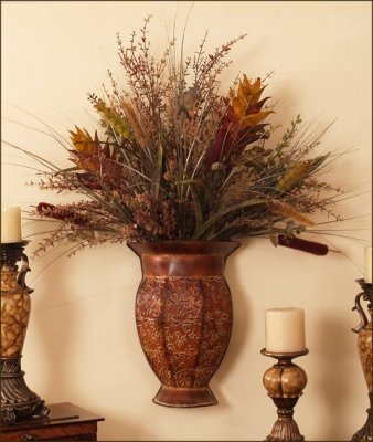 17 best images about wall sconces on pinterest feathers Painting arrangements on wall