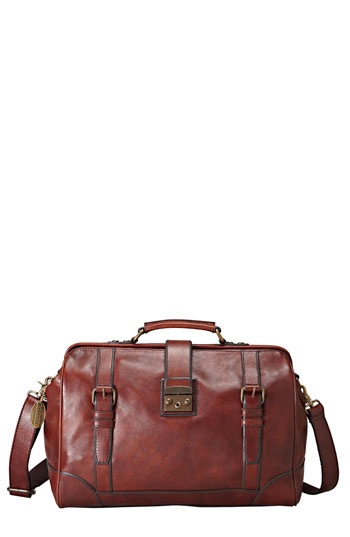 Fossil 'Lineage' Doctor Bag | Nordstrom