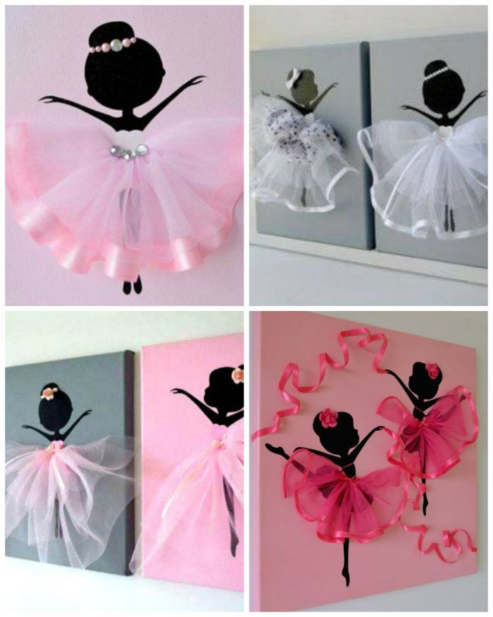 It will make a lovely wall decoration for your little ballerina's room. Follow the video below and you will be able to make your own. So cute and simple to make! Princess Dress Wall Art. Etsy… So adorable! Free printable… and tutorial. Free printable…  Facebook Google+ Pinterest Twitter