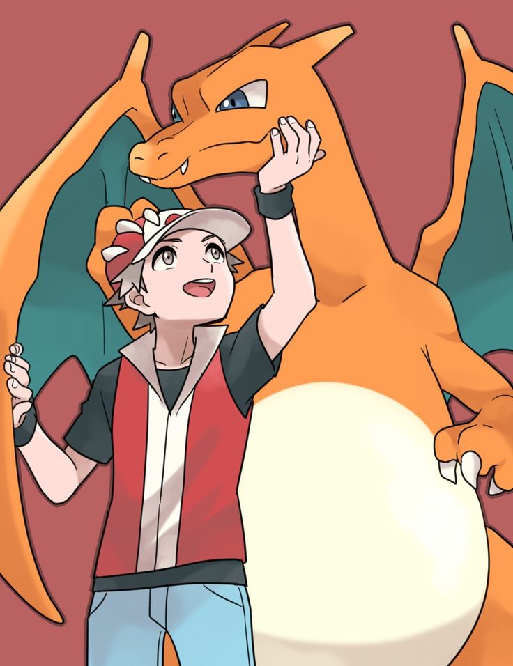 Red & Charizard