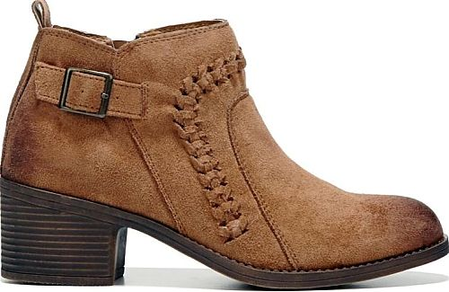 Compare Prices on the Billabong Women's Take a Walk Booties Shown in Chestnut #shoes #boots #booties #footwear #fashion #style #ankleboots