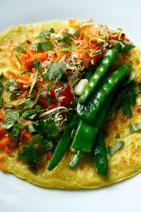 """Dieses Gericht ist mal wieder aus dem Kochbuch """"Genussvoll vegetarisch"""" von Ottolenghi . Den Teig habe ich allerdings anders zubereitet, d..."""