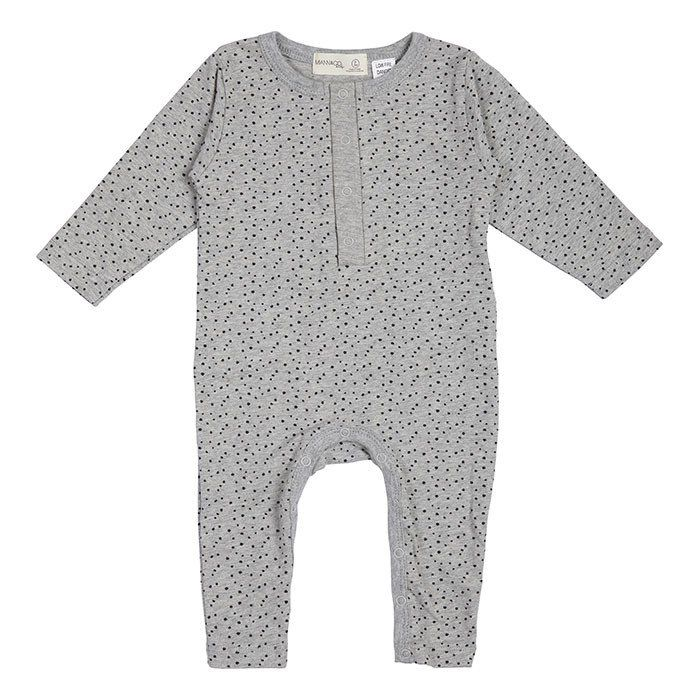 Spots and Dots Baby Suit