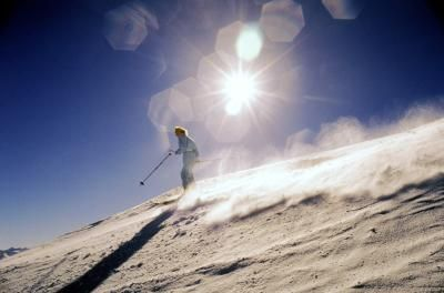 Skiing Exercises at Home