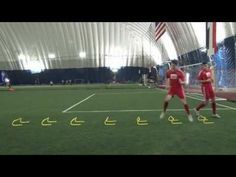 Speed and Agility with Hurdles - YouTube