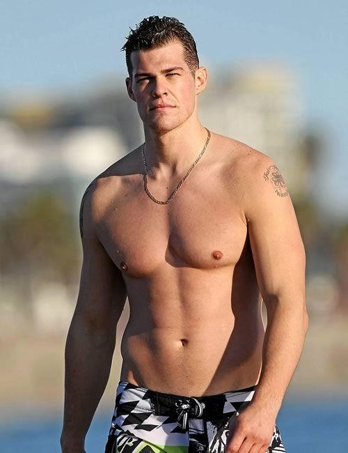greg finley shirtless